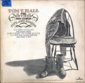 Tom T. Hall The Rhymer And Other Five And Dimers