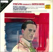 Previn Conducts Gershwin