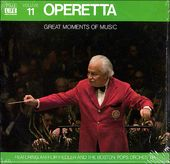 Great Moments Of Music, Volume 11: Operetta