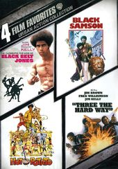 4 Film Favorites: Urban Action Collection (Black