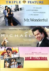 Mr. Wonderful / Michael / Doc Hollywood (2-DVD)