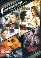 4 Film Favorites: Fast Action Collection (15