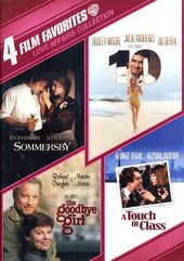 4 Film Favorites: Love Affairs Collection