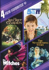 4 Film Favorites: Children's Fantasy (The Secret