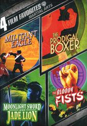 4 Film Favorites: Martial Arts (Militant Eagle /