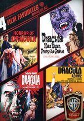 4 Film Favorites: Draculas (Horror of Dracula /