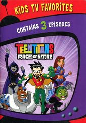 Teen Titans - Forces of Nature - Kids TV