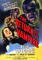 Return of the Vampire