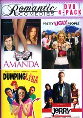 Romantic Comedies 4-Pack: Amanda / Pretty Ugly