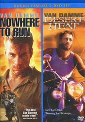 Nowhere To Run / Desert Heat (2-DVD)