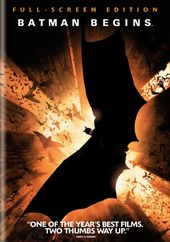 Batman Begins (Full Screen)