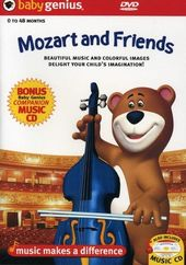 Baby Genius: Mozart and Friends (DVD + CD)
