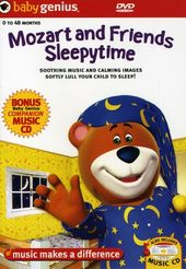 Baby Genius: Mozart and Friends Sleepytime (DVD +