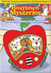 Busytown Mysteries: Zooming Around Busy Town