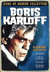 Boris Karloff - Icons of Horror Collection (The
