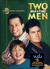 Two and a Half Men - Complete 3rd Season (4-DVD)