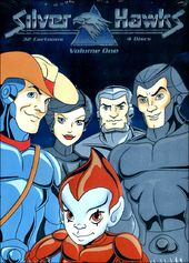 Silverhawks - Season 1 - Volume 1 (4-DVD)