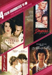 4 Film Favorites: Epic Romances Collection (The