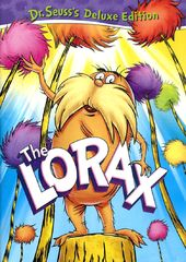 Dr. Seuss - The Lorax (Deluxe Edition)