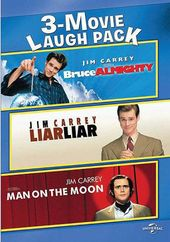3-Movie Laugh Pack (Bruce Almighty / Liar Liar /
