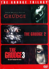 Grudge Trilogy (3-DVD)