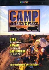 Travel - Camp America's Parks: Utah, Hawaii &