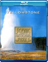 Scenic National Parks - Yellowstone (Blu-ray)