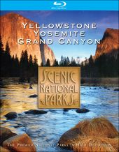 Scenic National Parks - Yellowstone / Grand