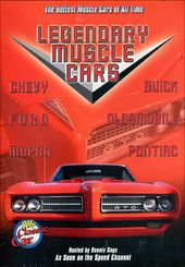 Cars - Legendary Muscle Cars Box Set (6-DVD)