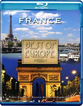 Travel - Best of Europe: France (Blu-ray)