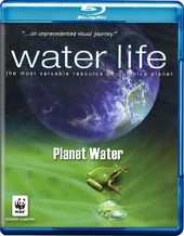 Water Life: Planet Water (Blu-ray)