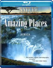 Nature - Amazing Places: Africa (Blu-ray + DVD)