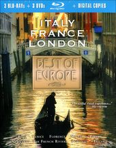 Travel - Best of Europe: Italy/France/London (3