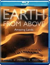 Earth from Above - Amazing Lands (Blu-ray + DVD)