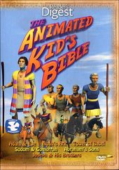 Reader's Digest: Animated Kid's Bible (3-DVD)