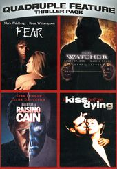 Quadruple Feature Thriller Pack (Fear / The