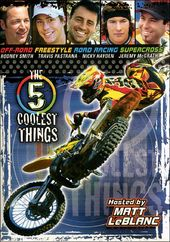 Motorcycling - The 5 Coolest Things (4-DVD)