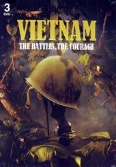 Vietnam: The Battles, The Courage (3-DVD)