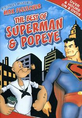 Max Fleischer - The Best of Superman & Popeye