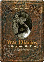 War Diaries: Letters from the Front [Tin Case]