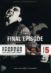 The Yakuza Papers, Volume 5: Final Episode