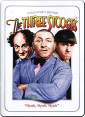 The Three Stooges - Collector's Edition (4-DVD)