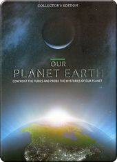 Our Planet Earth [Tin Case] (4-DVD+Audio CD)