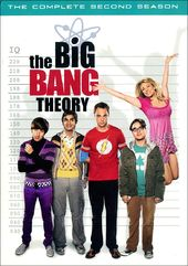 The Big Bang Theory - Complete 2nd Season (4-DVD)