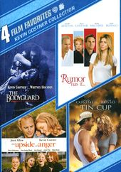 Kevin Costner Collection: 4 Film Favorites (The