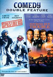 Spies Like Us / Nothing But Trouble (Full Screen)