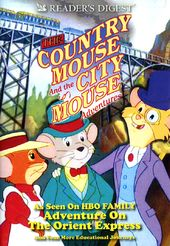 The Country Mouse and the City Mouse Adventures -