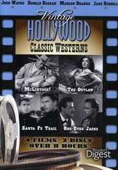 Vintage Hollywood: Classic Westerns (McLintock! /
