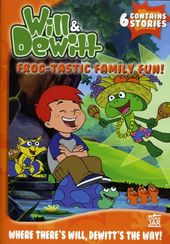 Will & Dewitt: Frog-tastic Family Fun