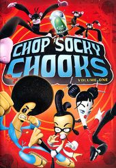 Chop Socky Chooks - Volume 1 (2-DVD)